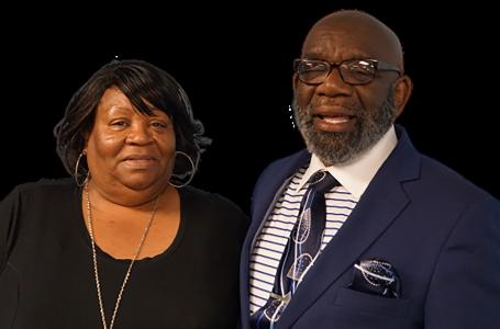 Pastors Steve Davis and Barbara Davis